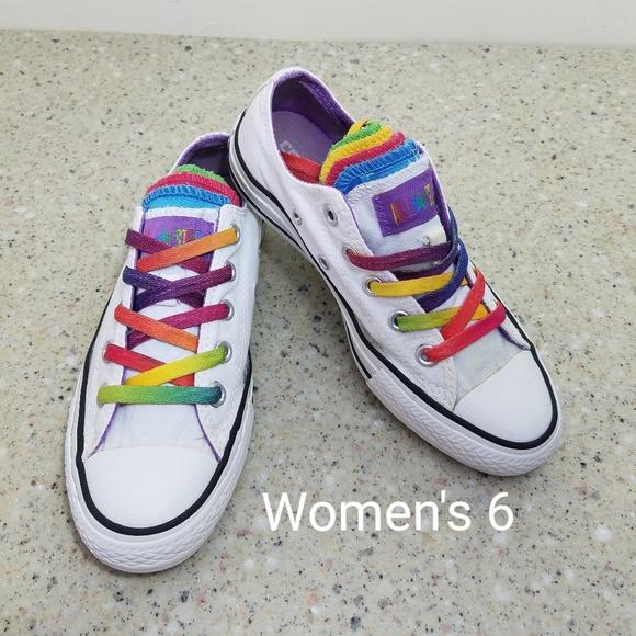 4bb41e9258a3be Converse Shoes - RARE Converse All Star Women s 6
